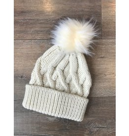 Molly Bracken Molly Bracken - Nella knit beanie