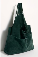 Free people Free People - Paris suede tote