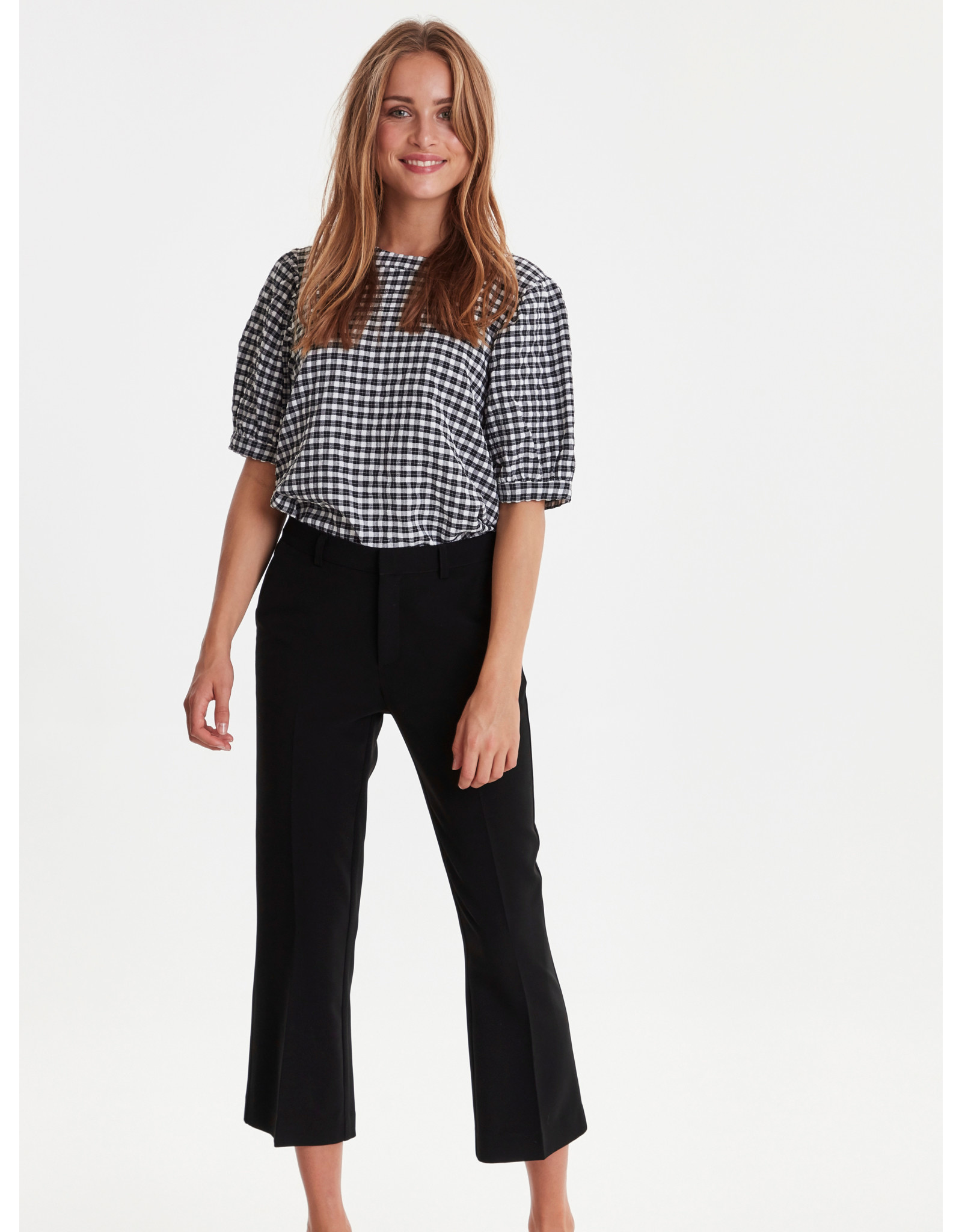 ICHI ICHI - Lexi trousers (black)