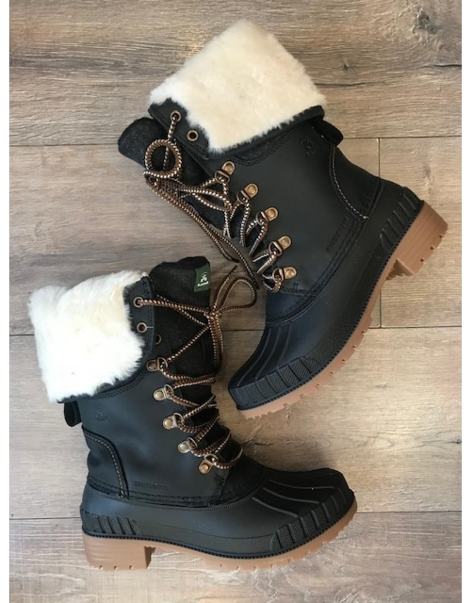 Kamik Kamik - Sienna F2 winter boot (black)