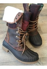 Kamik Kamik - Sienna F2 winter boot (dark brown)