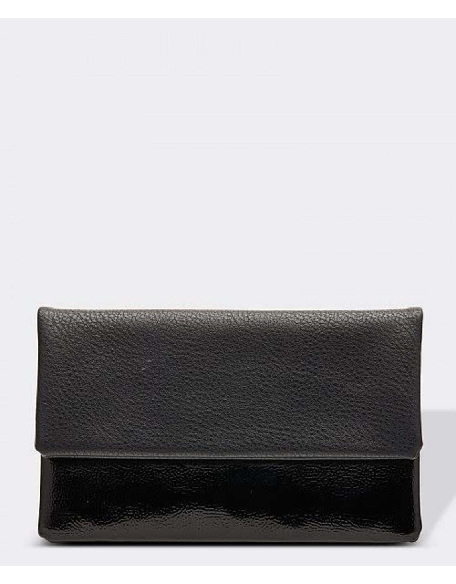 Louenhide Louenhide - Ziggy clutch (patent black)