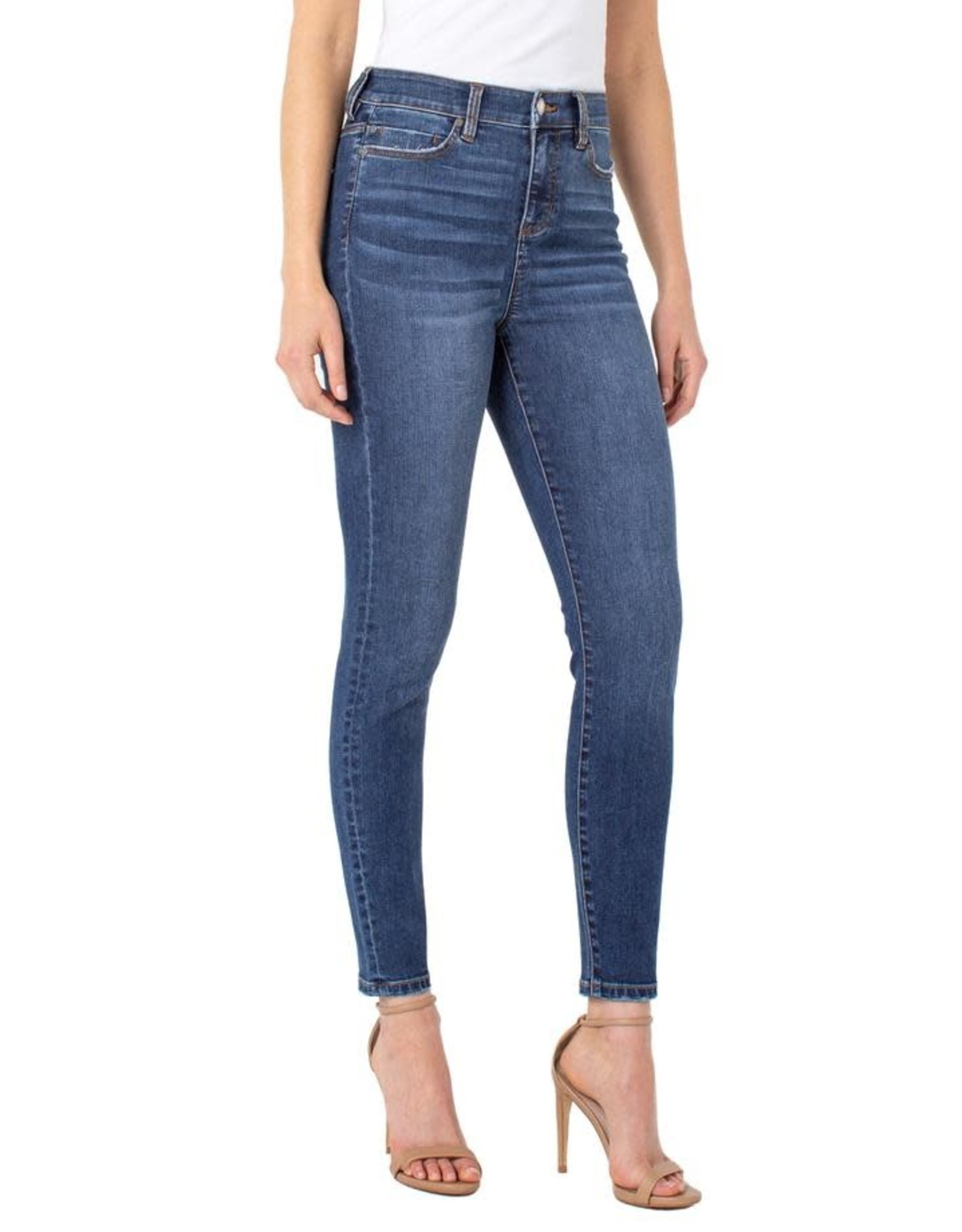 Liverpool Liverpool - Abby high rise ankle skinny  (Sonora)