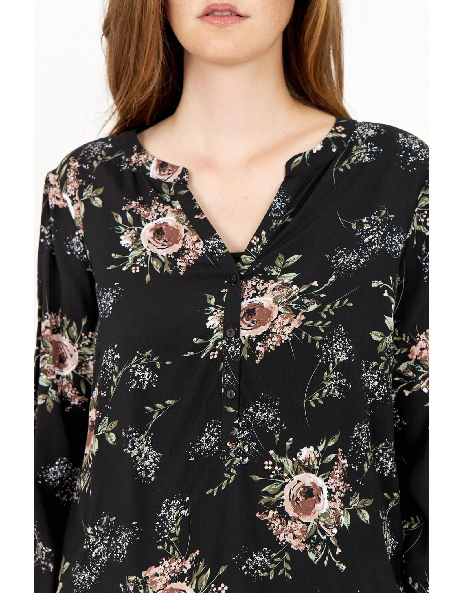 Soyaconcept Soyaconcept - Lenia 2 blouse (black)