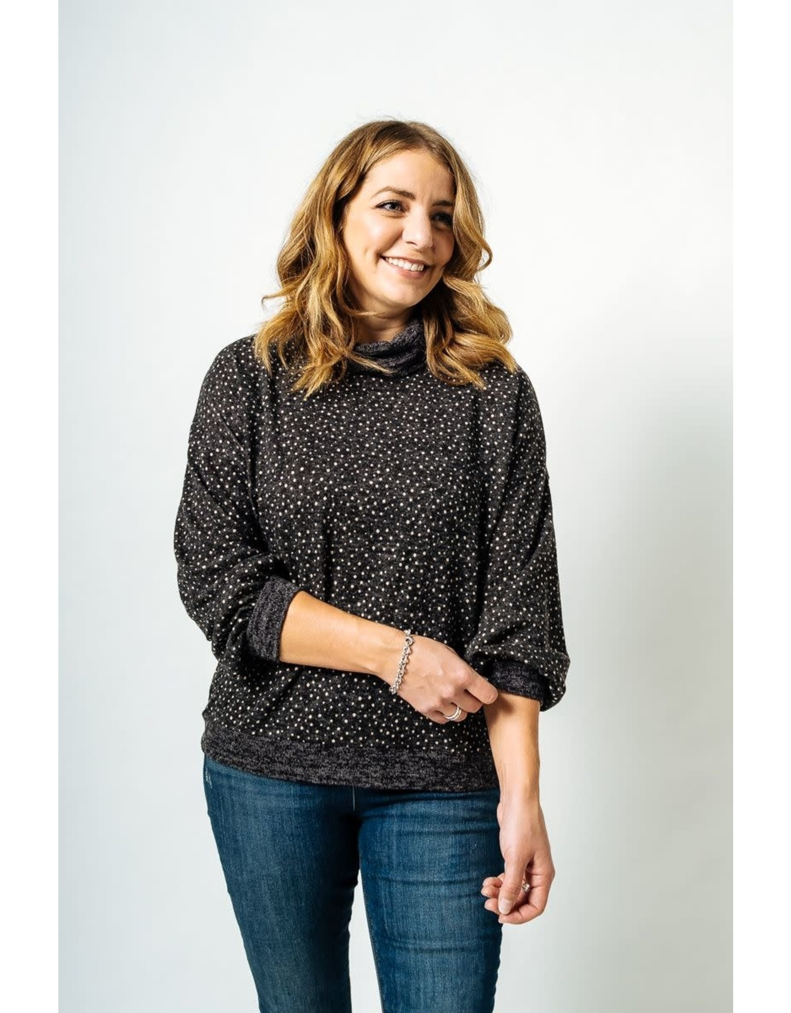 Papillon Papillon - Spotted sweater