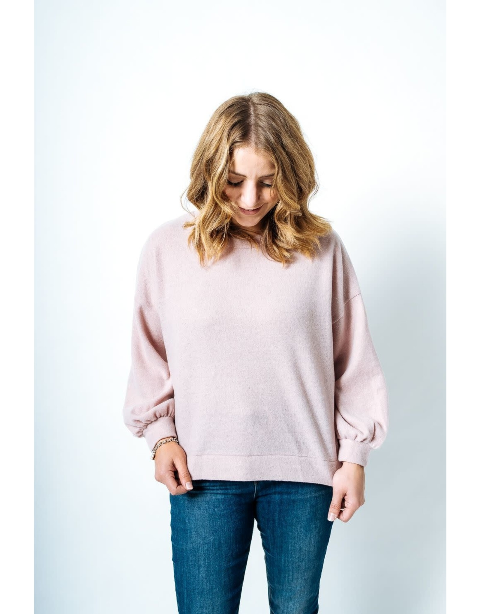 Papillon Papillon - Lurex sweater