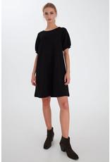 ICHI ICHI - Kate jersey knit dress (black)
