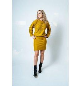ICHI ICHI - MAPLE sweater (golden palm)