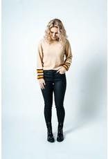 ICHI ICHI - IHFENNER sweater (Oxford tan)