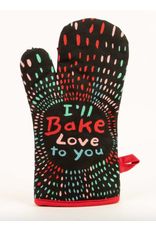 Blue Q Blue Q - I'll Bake Love to You oven mitt
