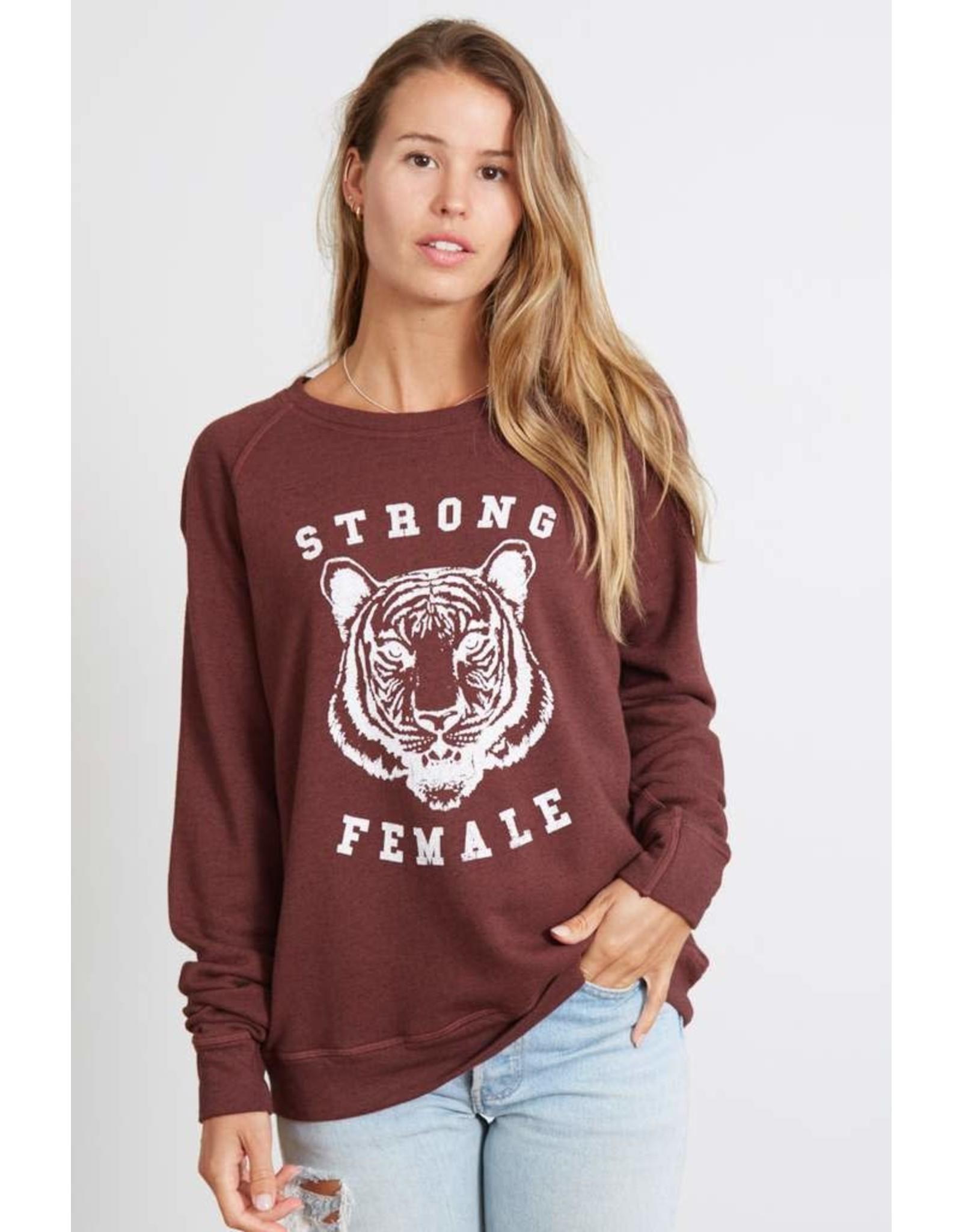 good hYOUman good hYOUman - Smith sweatshirt - Strong Female