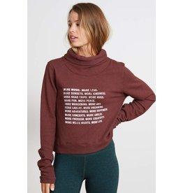 good hYOUman good hYOUman - Alyssa sweatshirt - More