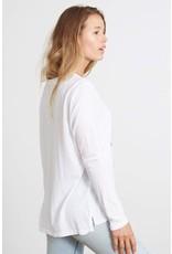 good hYOUman good hYOUman - Strong Female long sleeve tee (optic white)