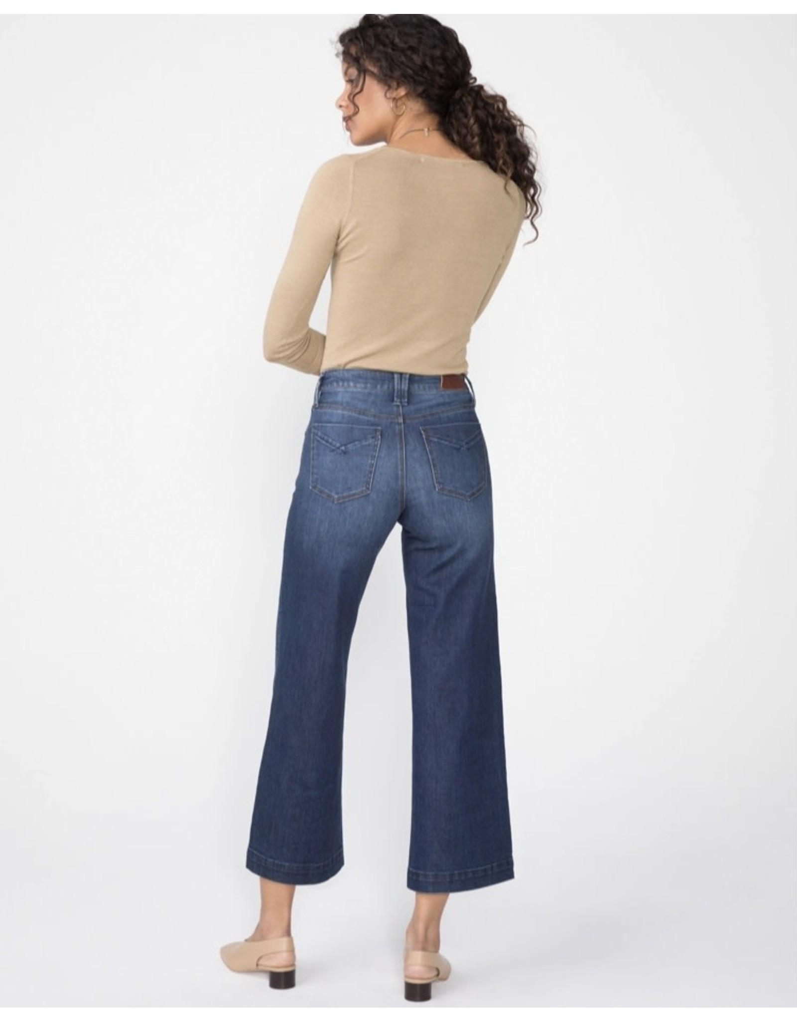 Unpublished Unpublished - Greta high waist culotte (boardwalk)