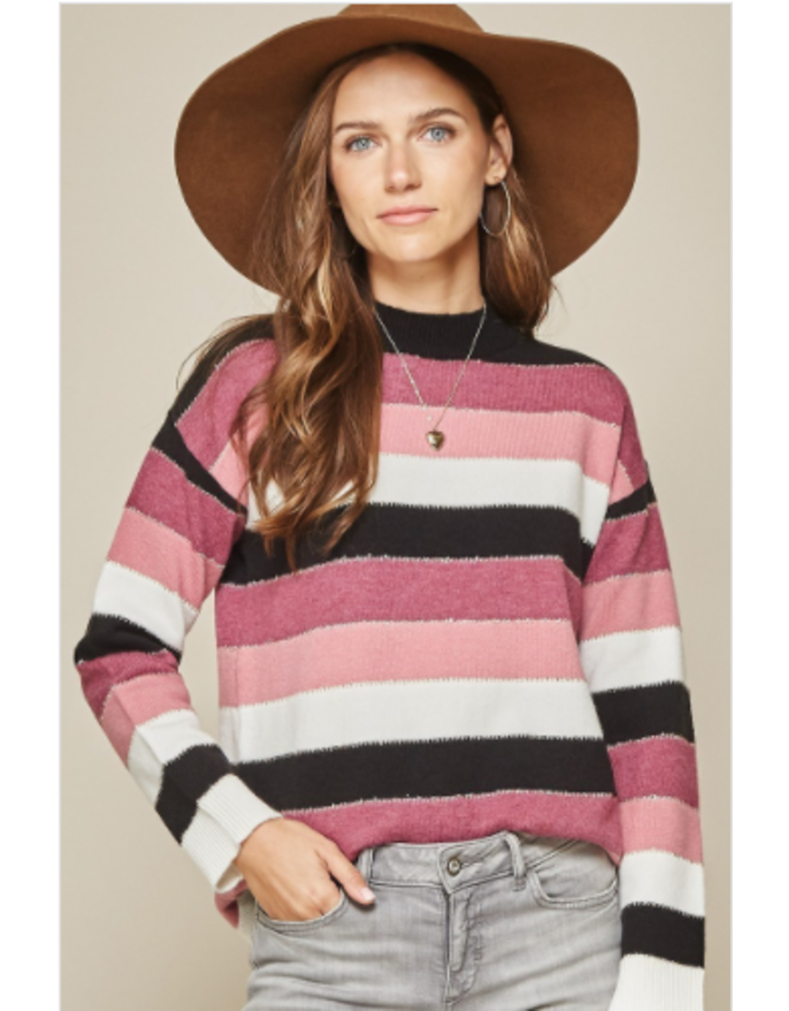Orly - Striped sweater