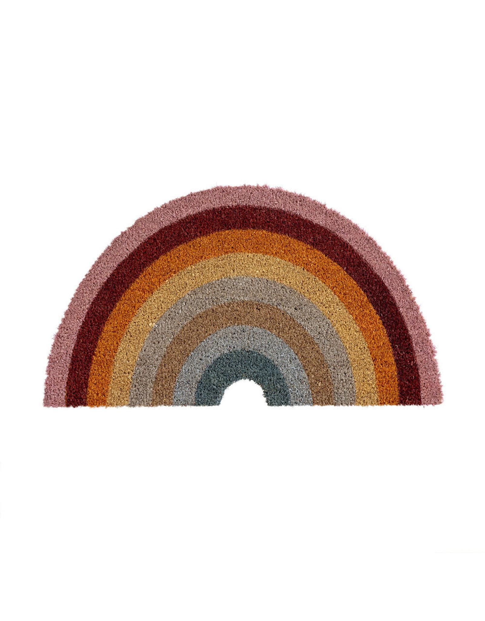 Indaba indaba - Rainbow doormat