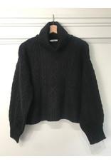RD Style RD Style - Myra rollneck sweater (black)