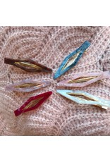 Chic Addition Hair clips - Diamond shaped (assorted colours)