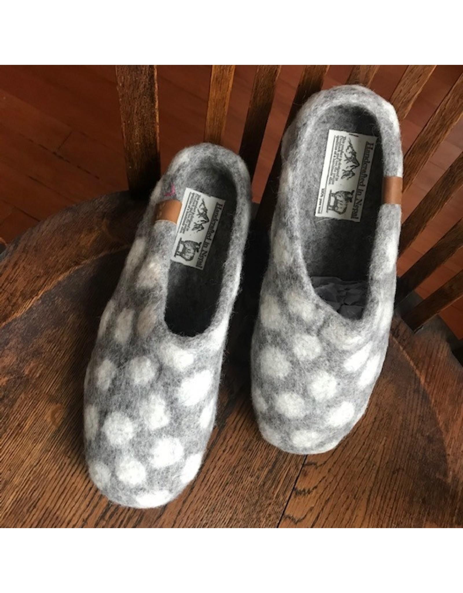 Green Comfort Green Comfort - Lhasa slipper (grey)