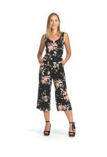 Papillon Papillon - Floral jumpsuit