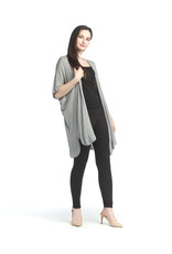 Papillon Papillon - Lightweight stretchy coverup (grey)