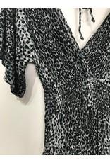 Papillon Papillon - Leopard print jumpsuit