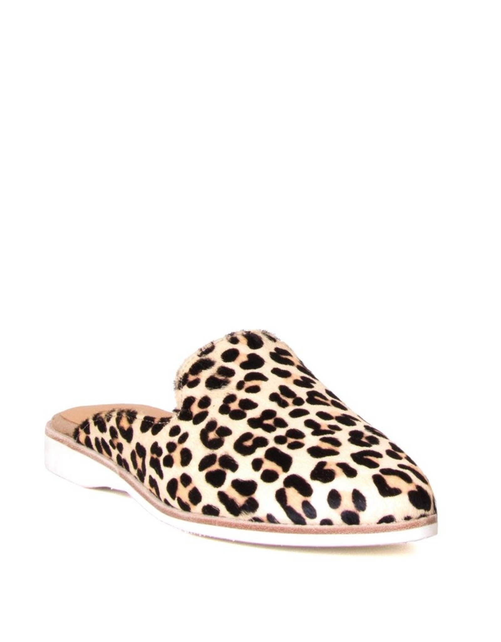 Rollie Shoes Rollie - Madison Mule (camel leopard)