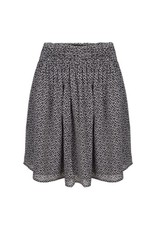 EsQualo EsQualo - Minimal print skirt