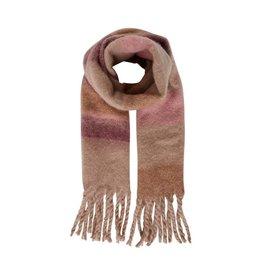 ICHI ICHI - Katie scarf (crushed violets)