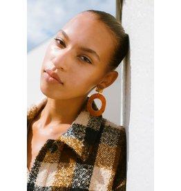 ICHI ICHI - Criss earrings