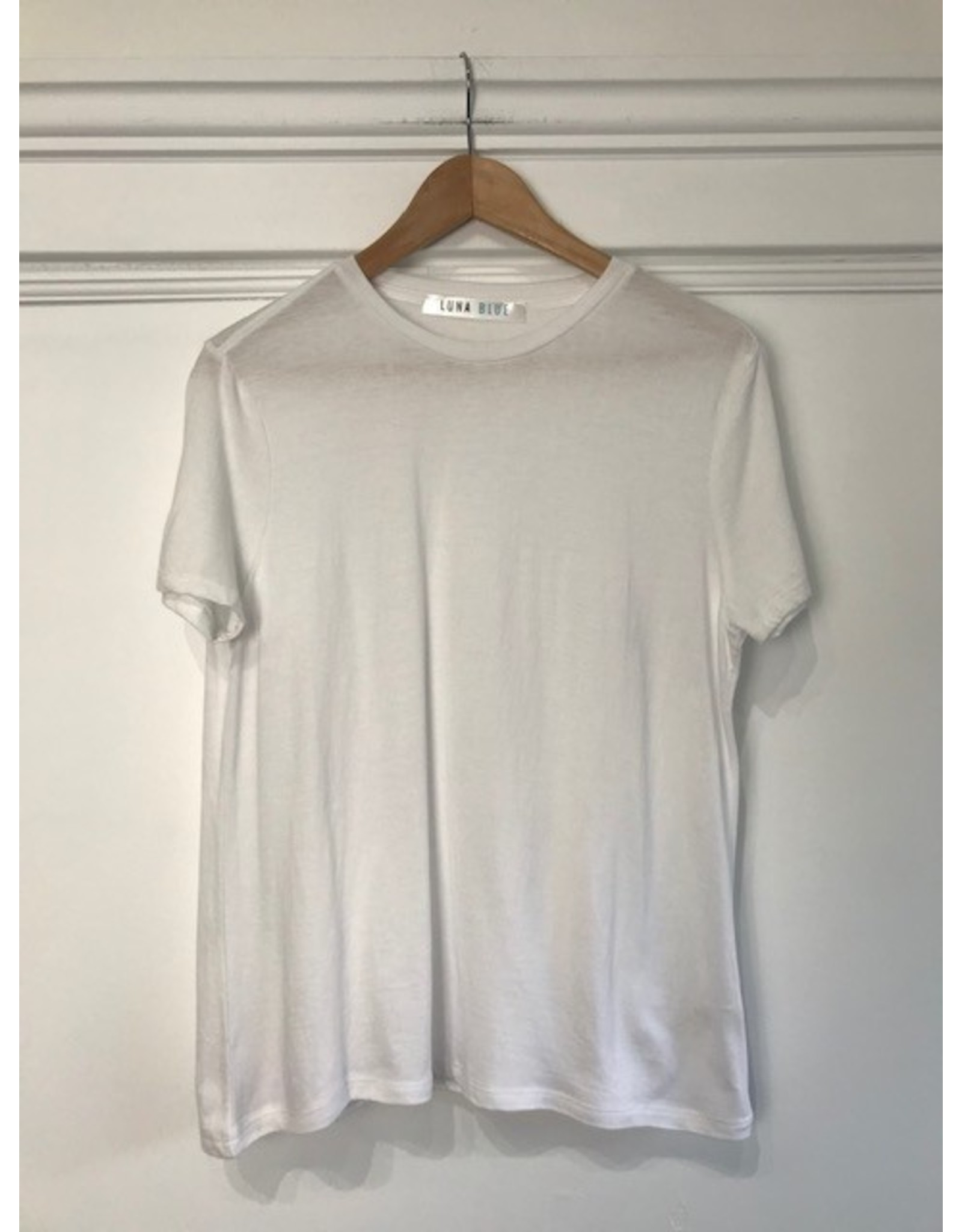 RD Style RD Style - Ellison super soft crew neck tee (white)
