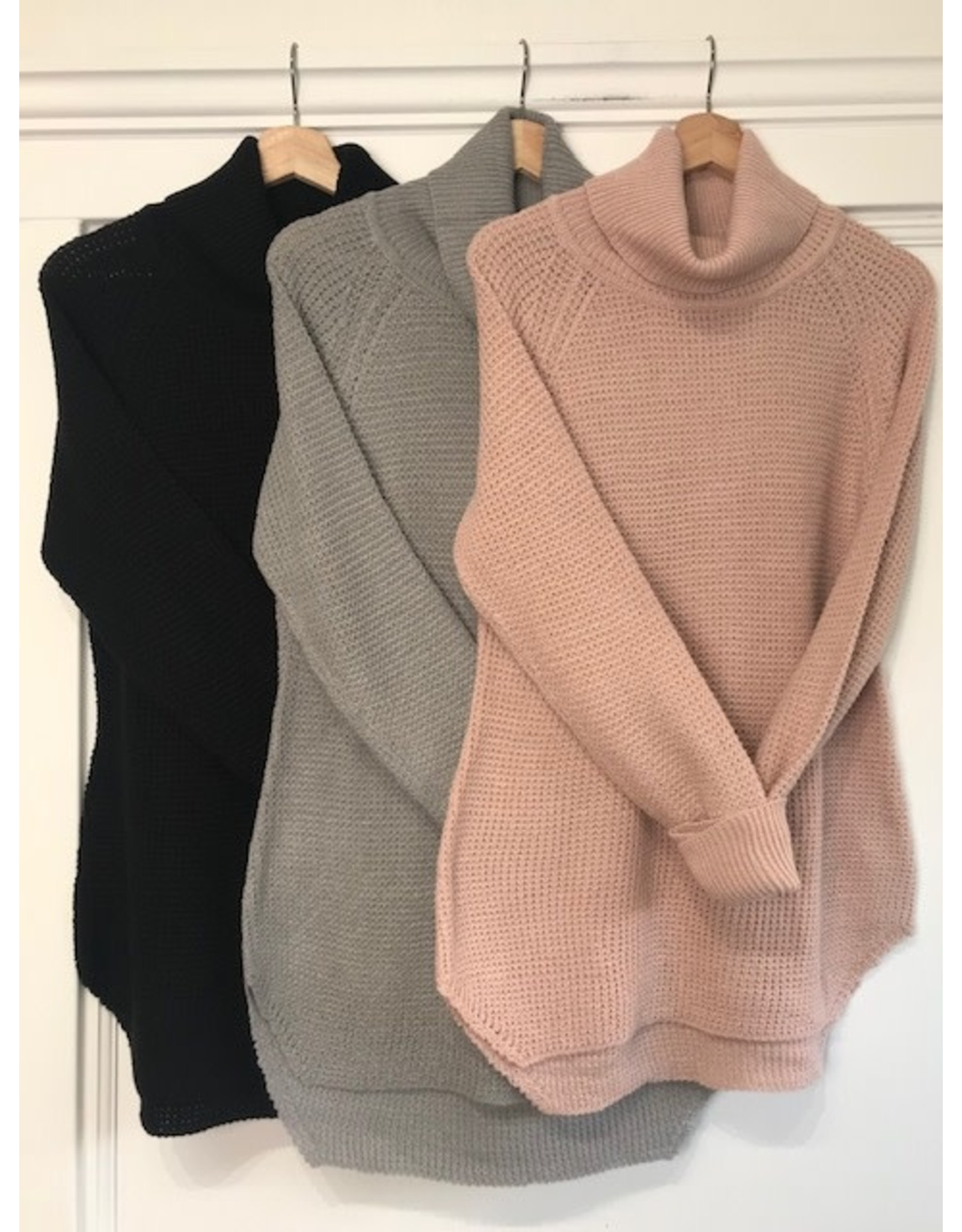 RD Style RD Style - Noelle sweater (pink cloud)