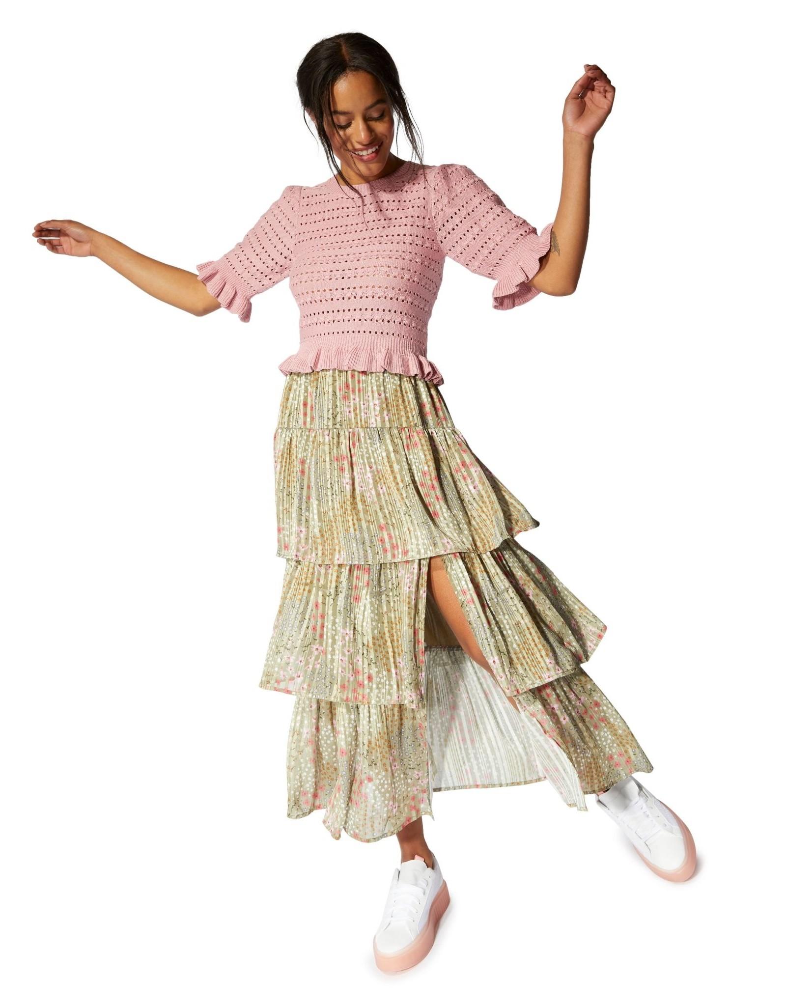 Mink Pink Mink Pink - Other Side knit top