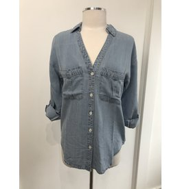 Dylan Denim Dylan Denim - Leon shirt (blue)