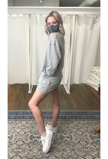 RD Style RD Style - Poppy knit shorts (grey)