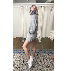 RD Style RD Style - Poppy knit shorts (grey)