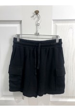 RD Style RD Style - Poppy knit shorts (black)