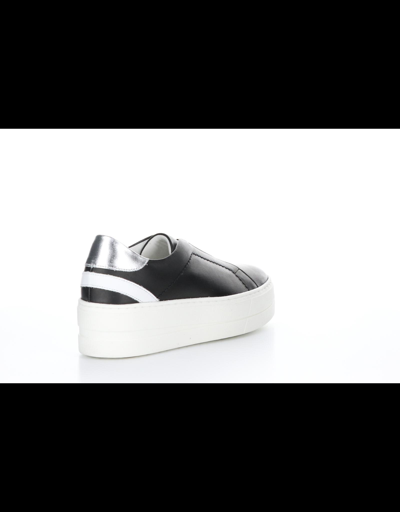 Bos & Co Bos & Co - Mona (blk/white/silver)