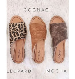 Let's See Style Let's See Style - Prague sandal (mocha)