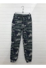RD Style RD Style - Opal waffle knit joggers (grey camo)