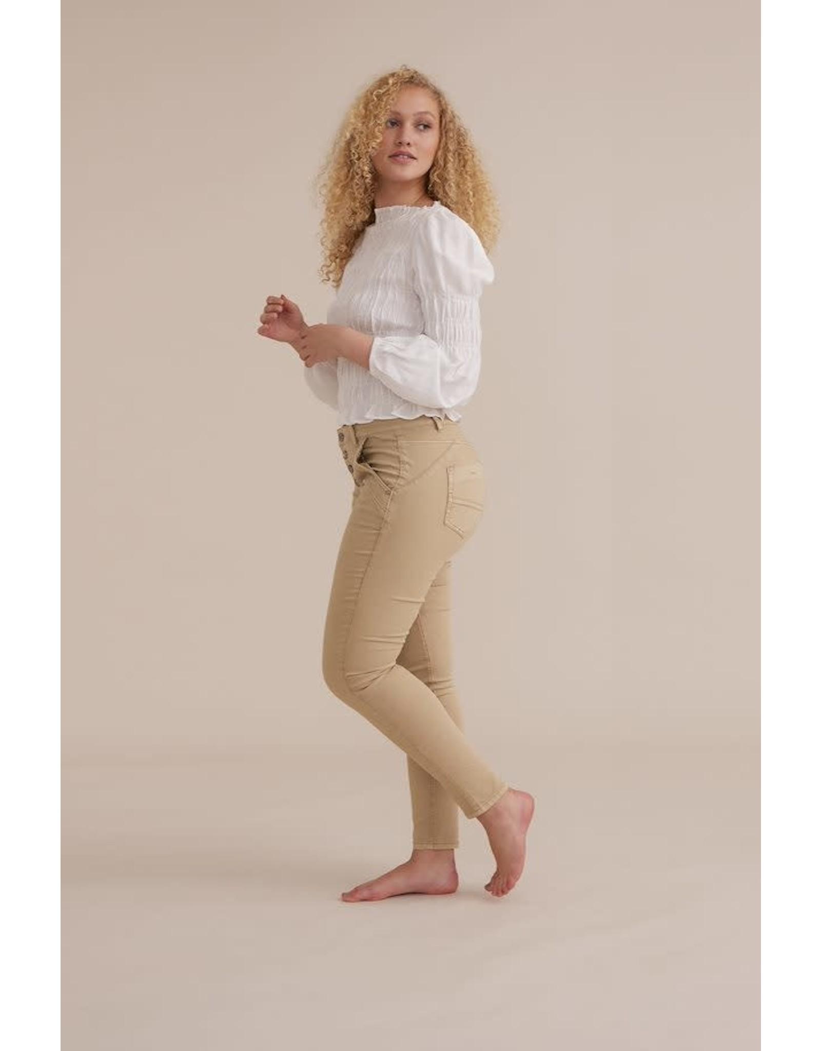 Cream Cream - Henva blouse (snow white)