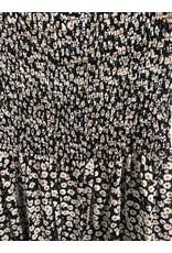 Papillon Papillon - Ditsy floral peasant blouse