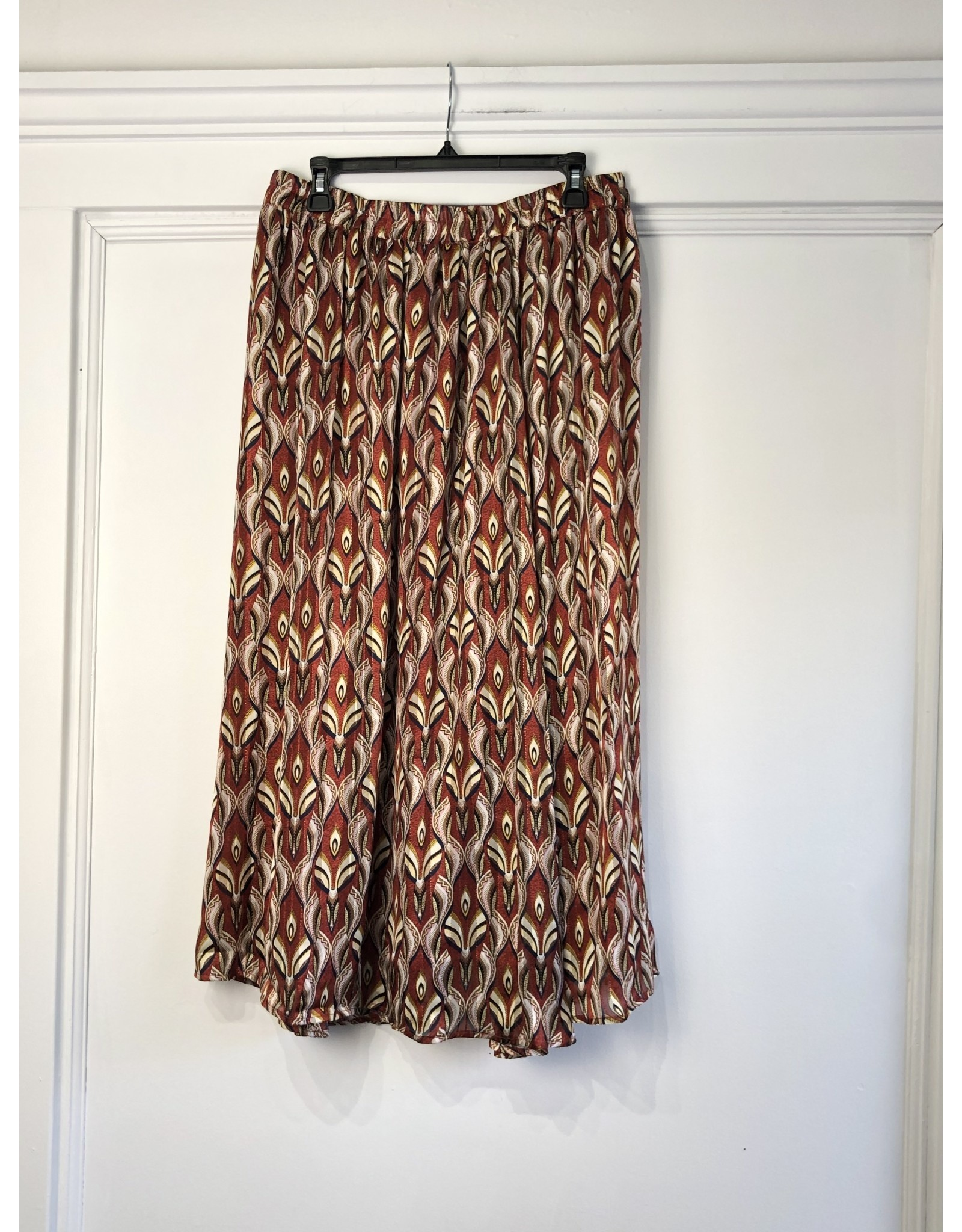 Korner Korner - Ramona maxi skirt (brick)