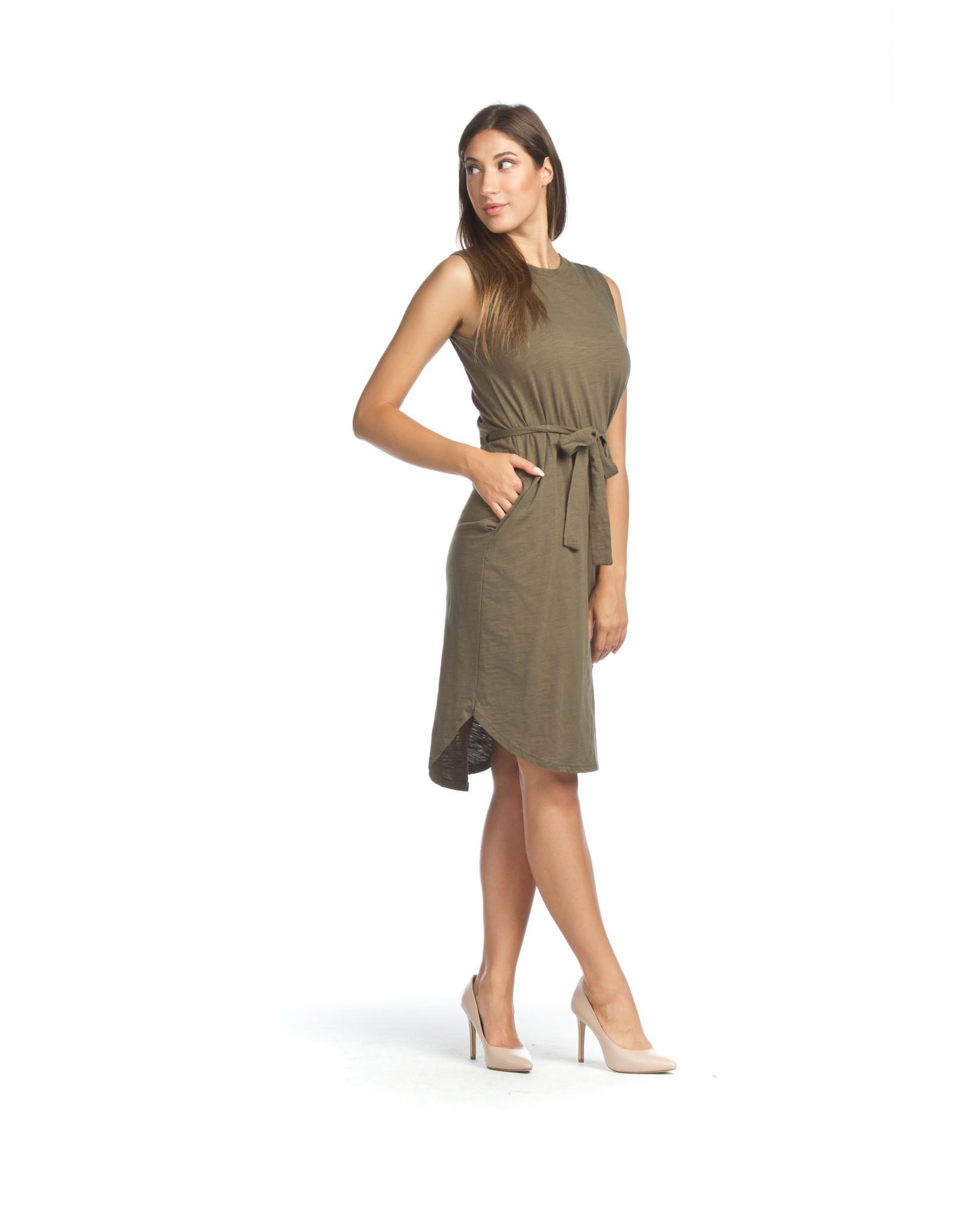 Papillon Papillon - Stretch dress with pockets