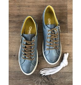 Chacal Chacal - Lila leather sneaker (jeans)