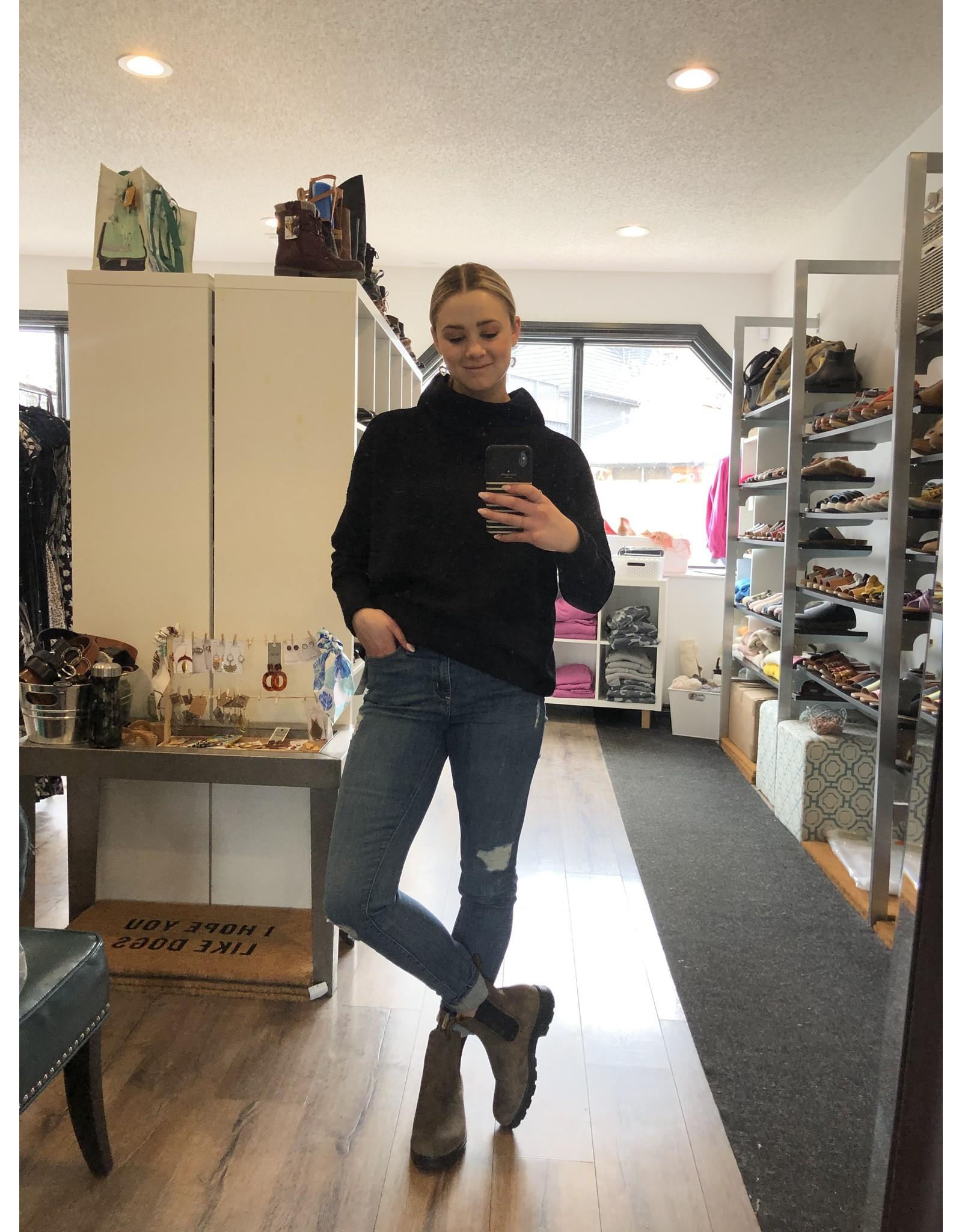 RD Style RD Style - Naomi sweater (dark storm / navy)