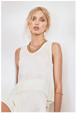 Lost in Lunar Lost in Lunar - Amy knit top (white)