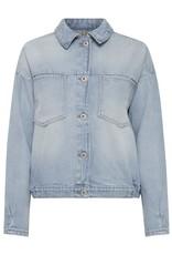ICHI ICHI - Maiken jacket (washed blue)