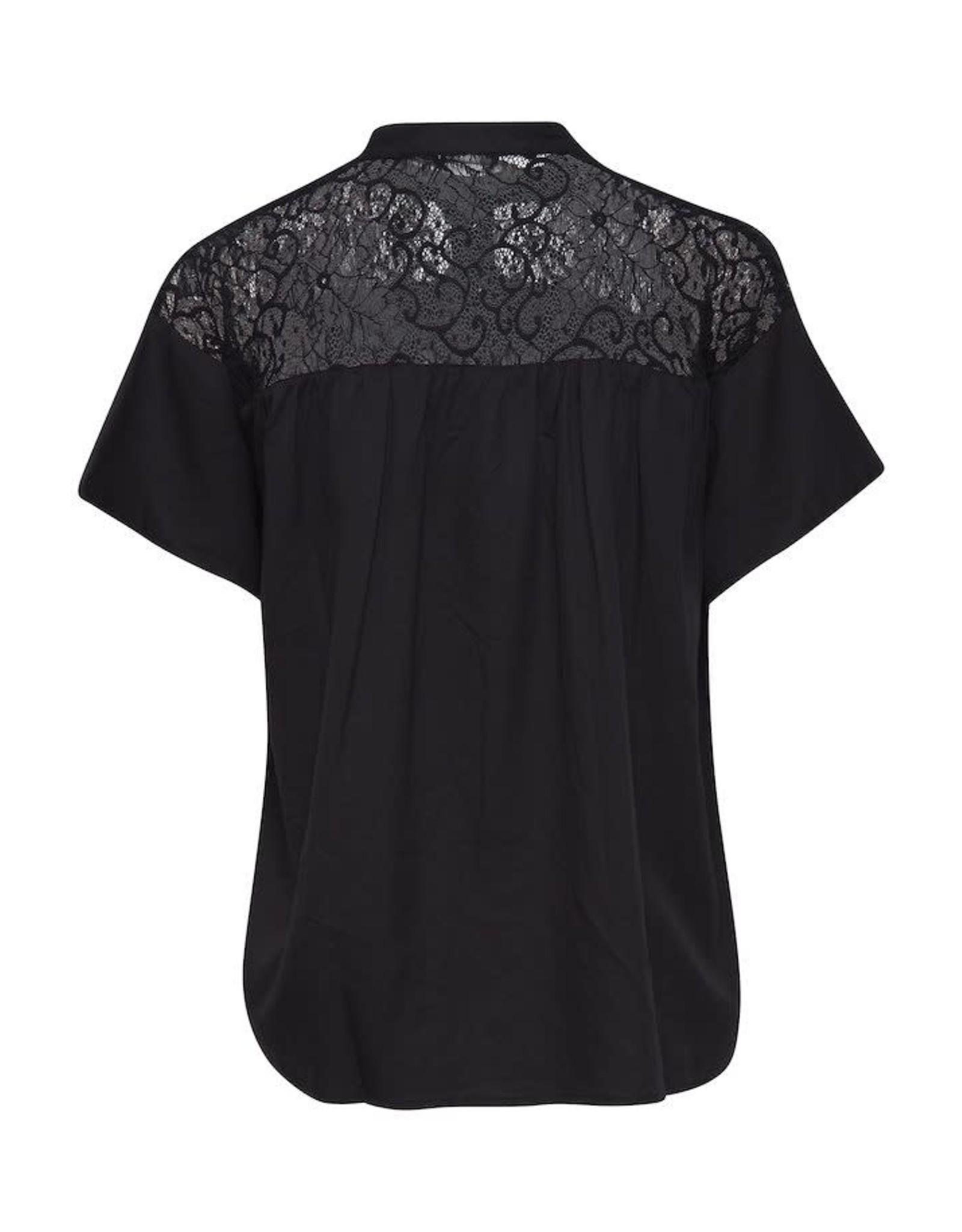 ICHI ICHI - Immilla blouse (black)