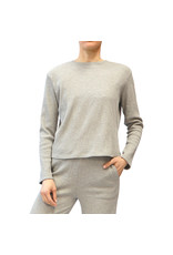 RD Style RD Style - Waffle knit pullover (heather grey)